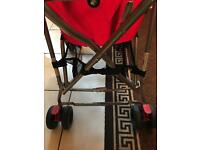 Pushchair bought from Tesco RRP:£25