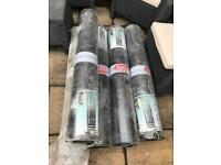 Radbar flexible hydrocarbon membrane also suitable as damp proof membrane
