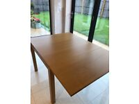 Ikea extending table in good condition.