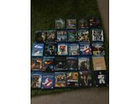 Blu-ray movies. Marvel, hobbit and more