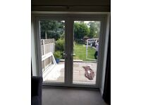 Pair of French Doors with keys