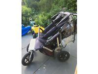 Easywalker Duo Twin Pram and Buggy