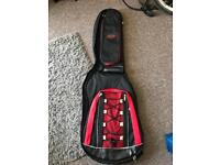 Stagg soft shell guitar case