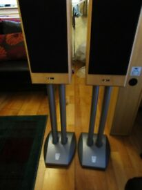 ALPHASON METAL SPEAKER STANDS Height 650 mm Mission Rogers TARGET