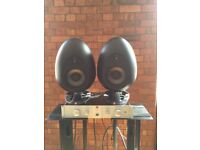 sE Munro Egg 150 Monitors. Great condition. BARGAIN.