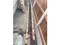 4metre steel ladder