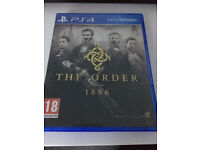 The Order 1886, Mint condition, Just 8£