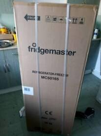 Fridge freezer, electric/oven cooker