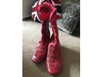 Flat boots Schuh size 39 as new