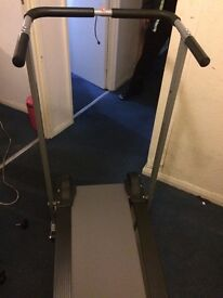 Treadmill - in good fully working condition