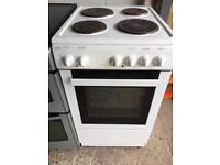 White Statesman Electric Cooker 50cm wide Fully Working Order Just £50 Sittingbourne