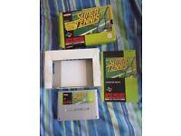 Super Tennis SNES Super Nintendo Game Complete PAL