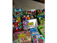 Toys Moshi monsters collection