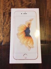 Apple iPhone 6S 16GB Gold - SEALED