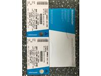 ABOVE & BEYOND TICKETS FOR LONDON STEEL YARD 26TH MAY