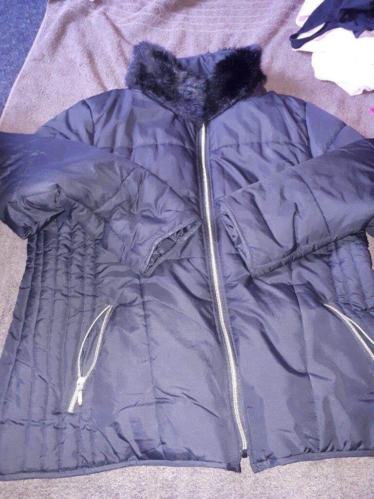 Womens coat size 24