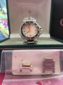 Gucci watch original with serial number