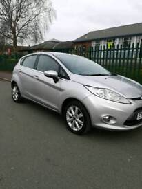 Ford fiesta zetec 1.4 diesel, FSH, £20 a year tax. Full history