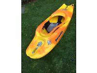 Kayak or Sled / Sledge Pyranha S6F