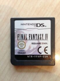 Final Fantasy IV for Nintendo DS - Cartridge only