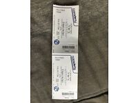 The Temper Trap Concert Ticket on 20th December 2016