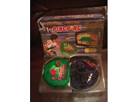 Virtual Ping Pong, electronic retro game with box