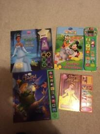Disney musical book bundle