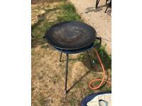 Campinggaz - party grill combo lp