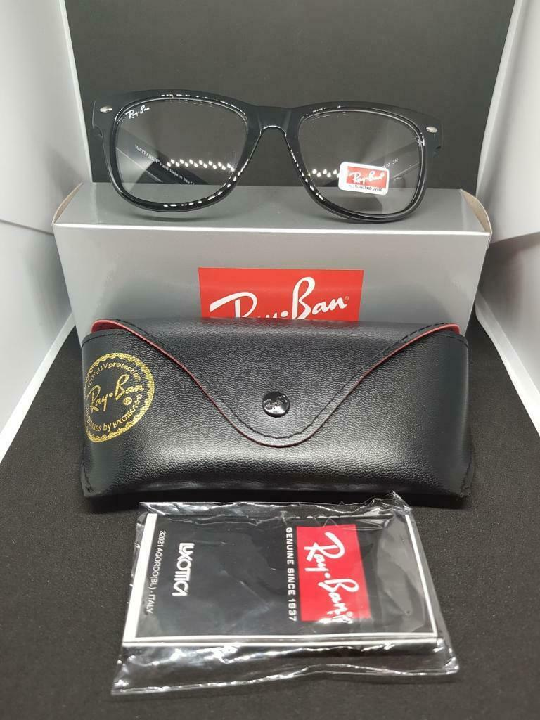 4833ae538a5d Ray-ban wayfarer sunglasses clear. Heathrow