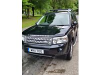 Freelander 2 top if the range hse model. Very low milage,beautiful condition. Manual.