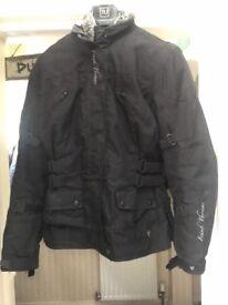 Frank Thomas Lady Rider Zarina women's motorcycle jacket