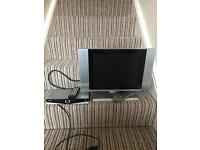 TV and freeview box