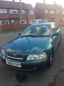 Volvo s40 up for sale or swop