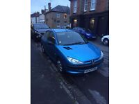 200 orswaps Peugeot206 1.9diesel no mot think it only needs ha d brake tighted for mot lost log book