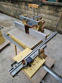 Scheppach HF-33 Spindle Moulder