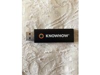 WINDOWS 10 HOME Software USB NEW FROM CURRYS KNOWHOW