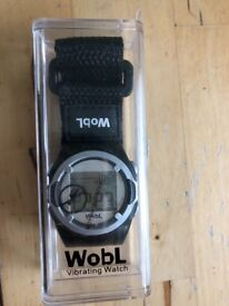 WobL Watch Vibrating Watch