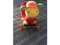 Lotty ladybird musical rocker