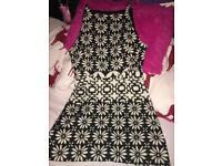 Size 4 topshop dress for sale