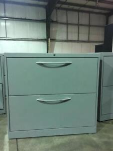 """2 Drawer Lateral Files - 30""""W - $99"""