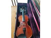 4/4 size German student violin