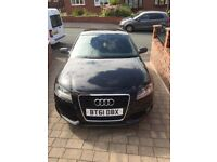 2011 61 Audi A3 s line 2.0tdi 6 speed