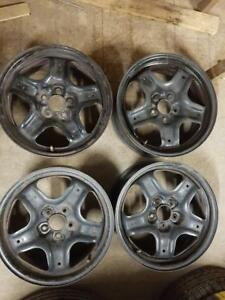 4 RIMS ORIGINAL FORD 17'' 5 X 114,3 CB 67,1 / 170$