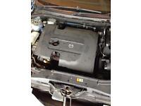 Mazda 3 1.6 Diesel engine gearbox injectors focus tdci Citroen Peugeot 1.6 hdi engine
