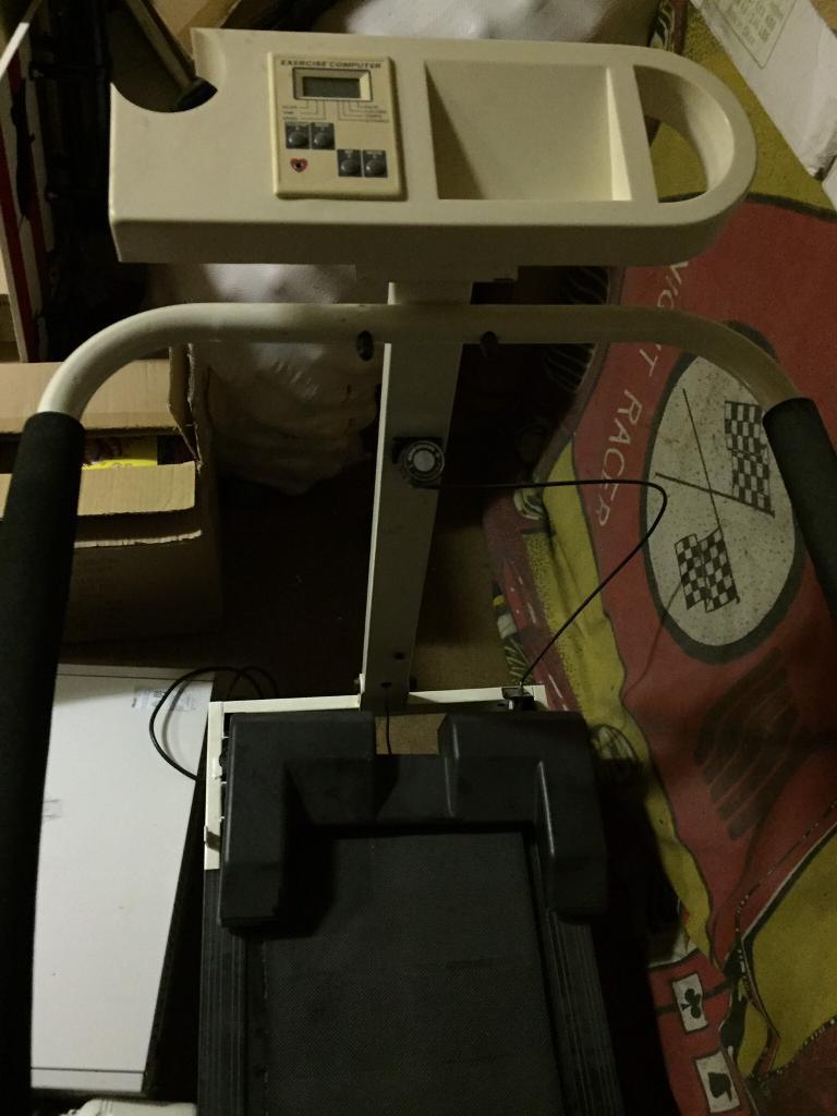 Manuel treadmill