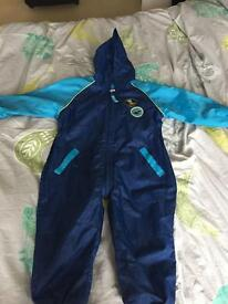 Boys All in one Waterproof - 18-24 Months