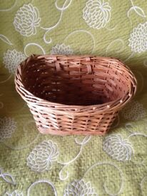 Bicycle basket - retro style