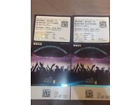 Anthony Joshua Vs Klitschko tickets x2