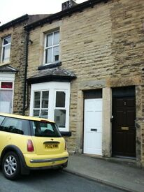 """Large 2 bed terrace """" reception rooms"""