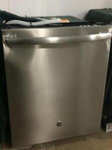 GE Scratch and Dent Stainless Steel Dishwasher, Free 30 Day Warranty